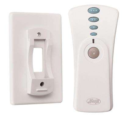 White Indoor Universal Hand Held Remote Control