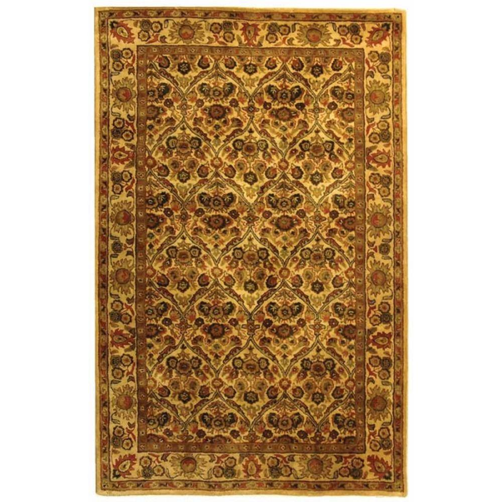Antiquity Gold 7 ft. 6 in. x 9 ft. 6 in.