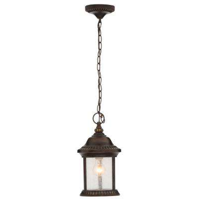 Cambridge Essex Bronze Outdoor Hanging Lantern