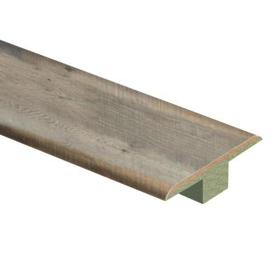 Parks Rapid Oak 7/16 in. Thick x 1-3/4 in. Wide x 72 in. Length Laminate T-Molding