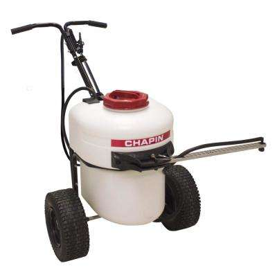 12 Gal. Battery Operated Push Sprayer