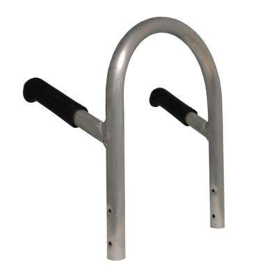 Welded Double Grip Hand Truck Handle