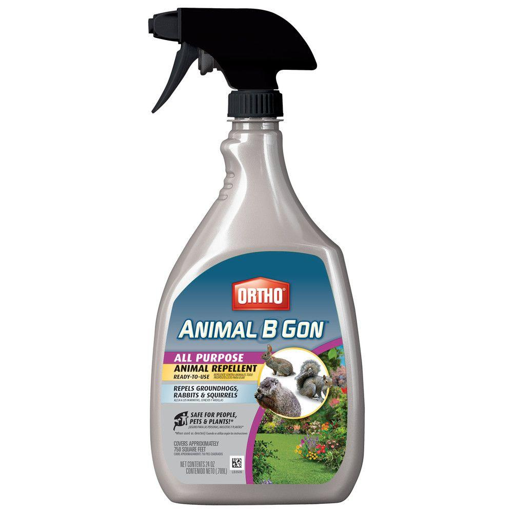 Animal-B-Gon 24 oz. Ready-to-Use All Purpose Animal Repellent