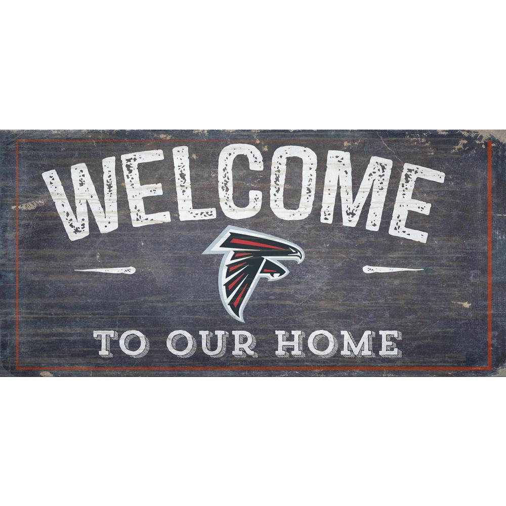 Merveilleux Adventure Furniture Atlanta Falcons Wood Sign
