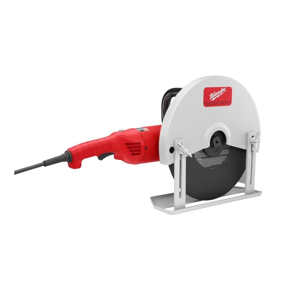 Milwaukee 15 Amp 14 in. Hand-Held Cut-Off Saw