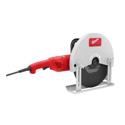 15 Amp 14 in. Hand-Held Cut-Off Saw