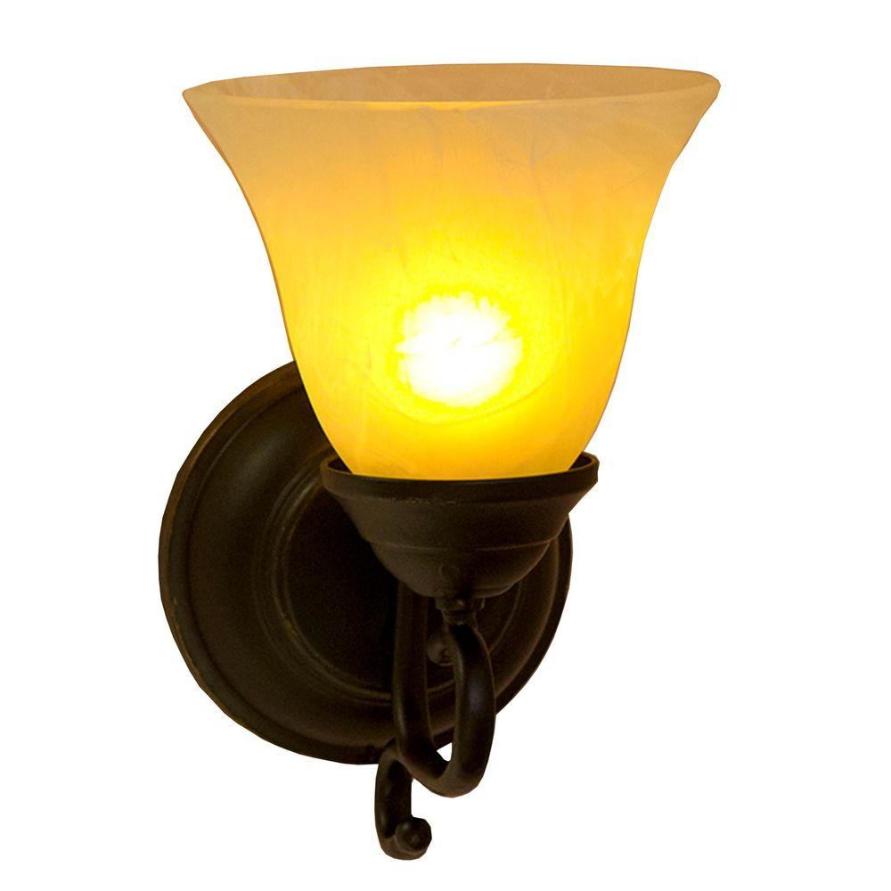 it's exciting lighting - sconces - lighting - the home depot