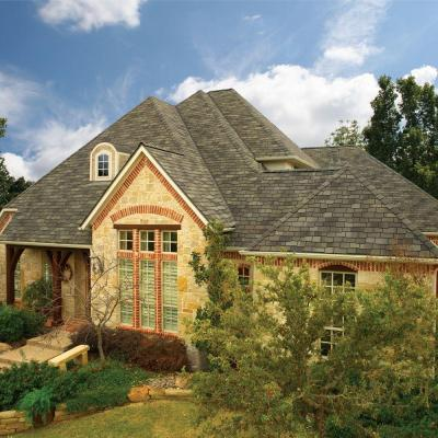 Woodland Cedarwood Abbey Designer Laminated Architectural Shingles (25 sq. ft. per Bundle) (14-pieces)