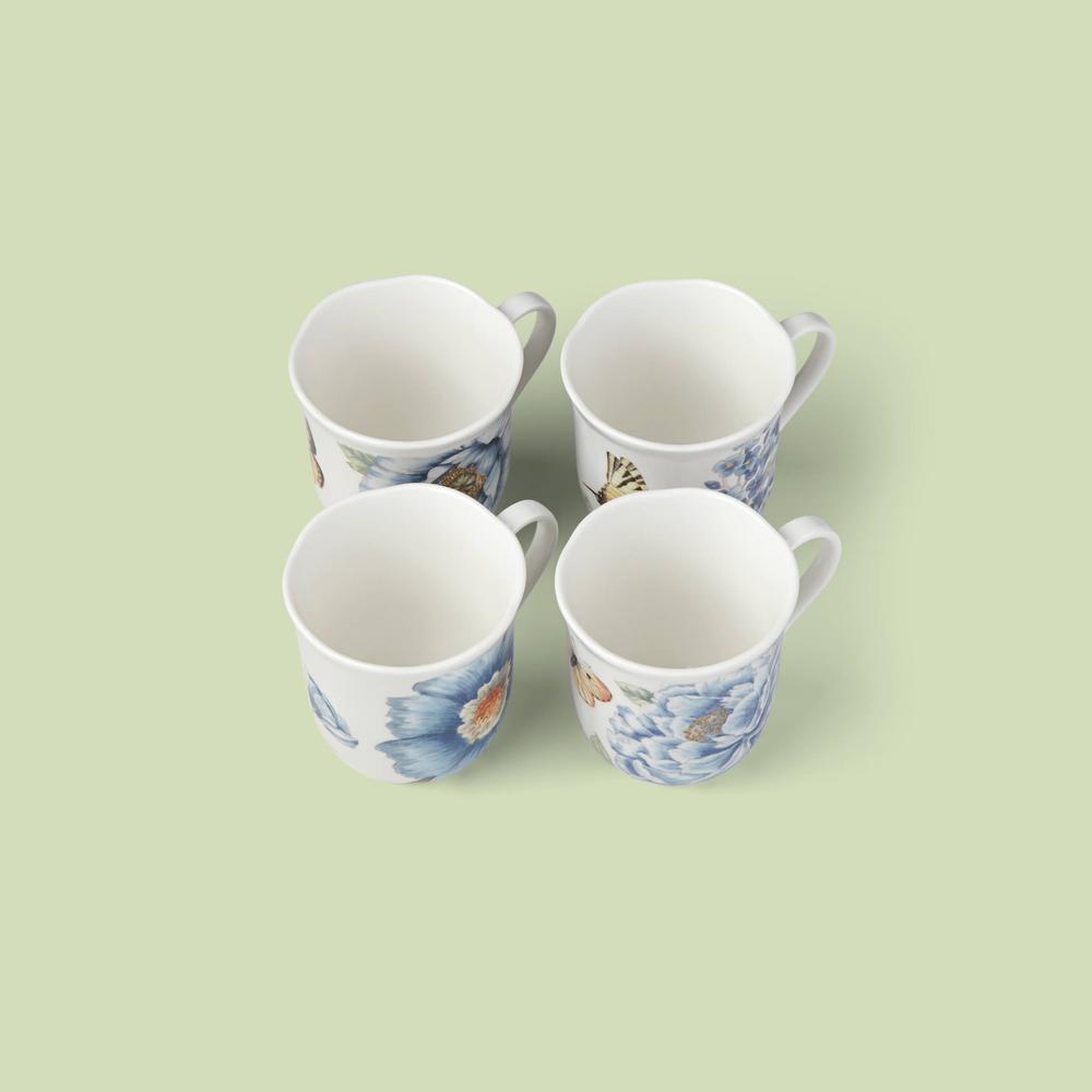 Assorted 10 fl.oz. Mugs (Set of 4)