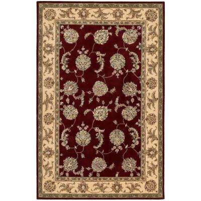 2000 Lacquer 6 ft. x 9 ft. Area Rug
