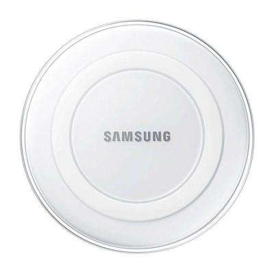 Fast Charge Wireless Charging Pad, White
