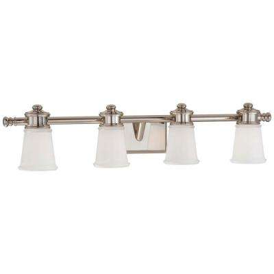 track lighting styles transitional 4light polished nickel bath and vanity light candlestyle transitional lighting the home depot