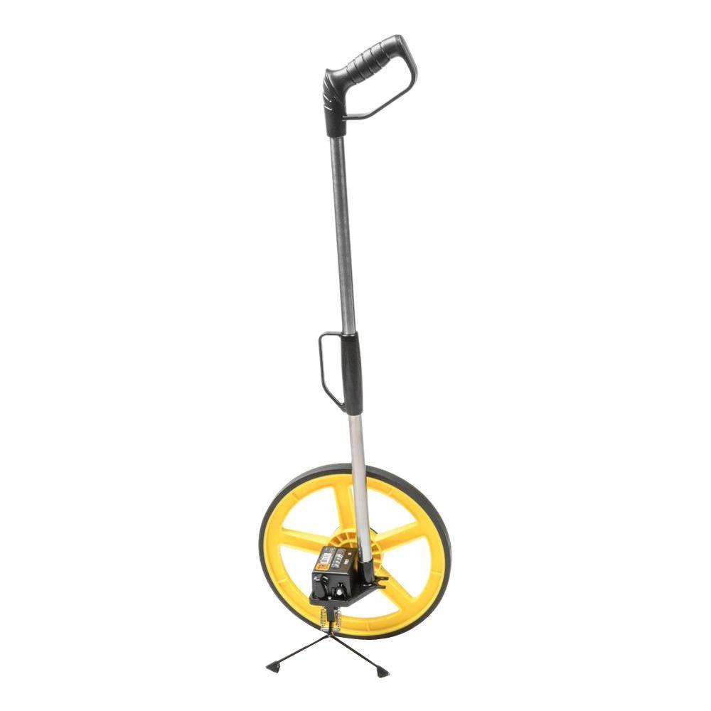 measuring wheel name. stainless steel collapsible measuring wheel name m