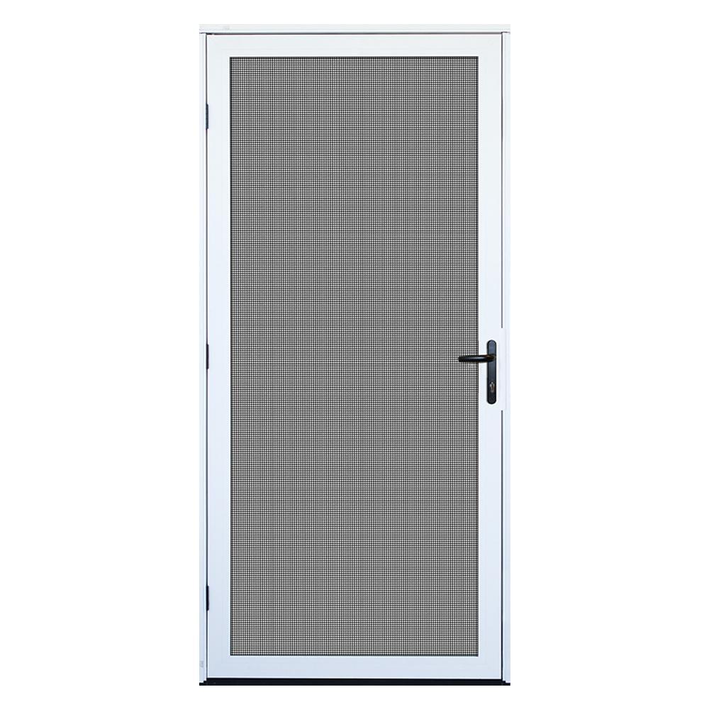 Aluminum - Security Doors - Exterior Doors - The Home Depot