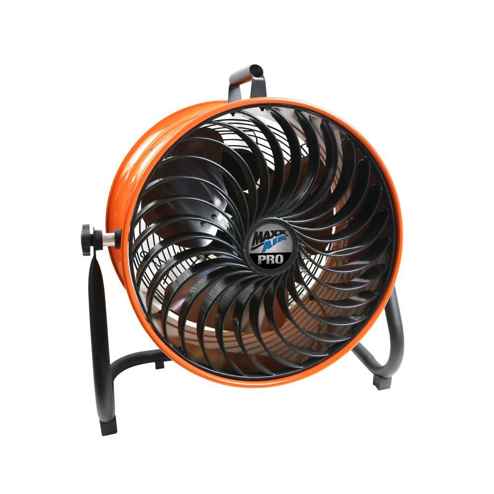 16 in. Turbo Floor Fan