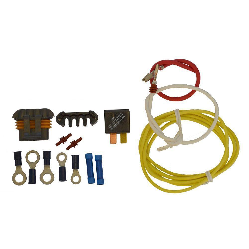Cooper Bussmann Gm Delco Alternator Connector Kit Rb The 100 Amp Wiring