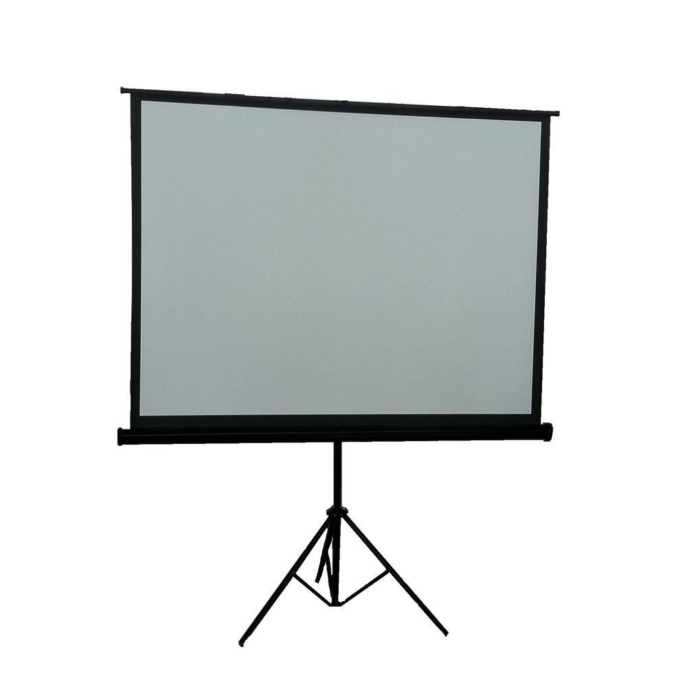 proHT 100 in. Portable Projection Screen