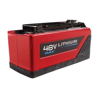 Extended Run Time 4.0Ah 48-Volt Lithium-Ion Battery