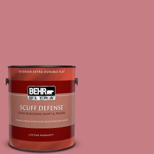 Behr Ultra 1 Gal M100 4 Aged To Perfection Extra Durable Semi Gloss Enamel Interior Paint And Primer In One 375401 The Home Depot