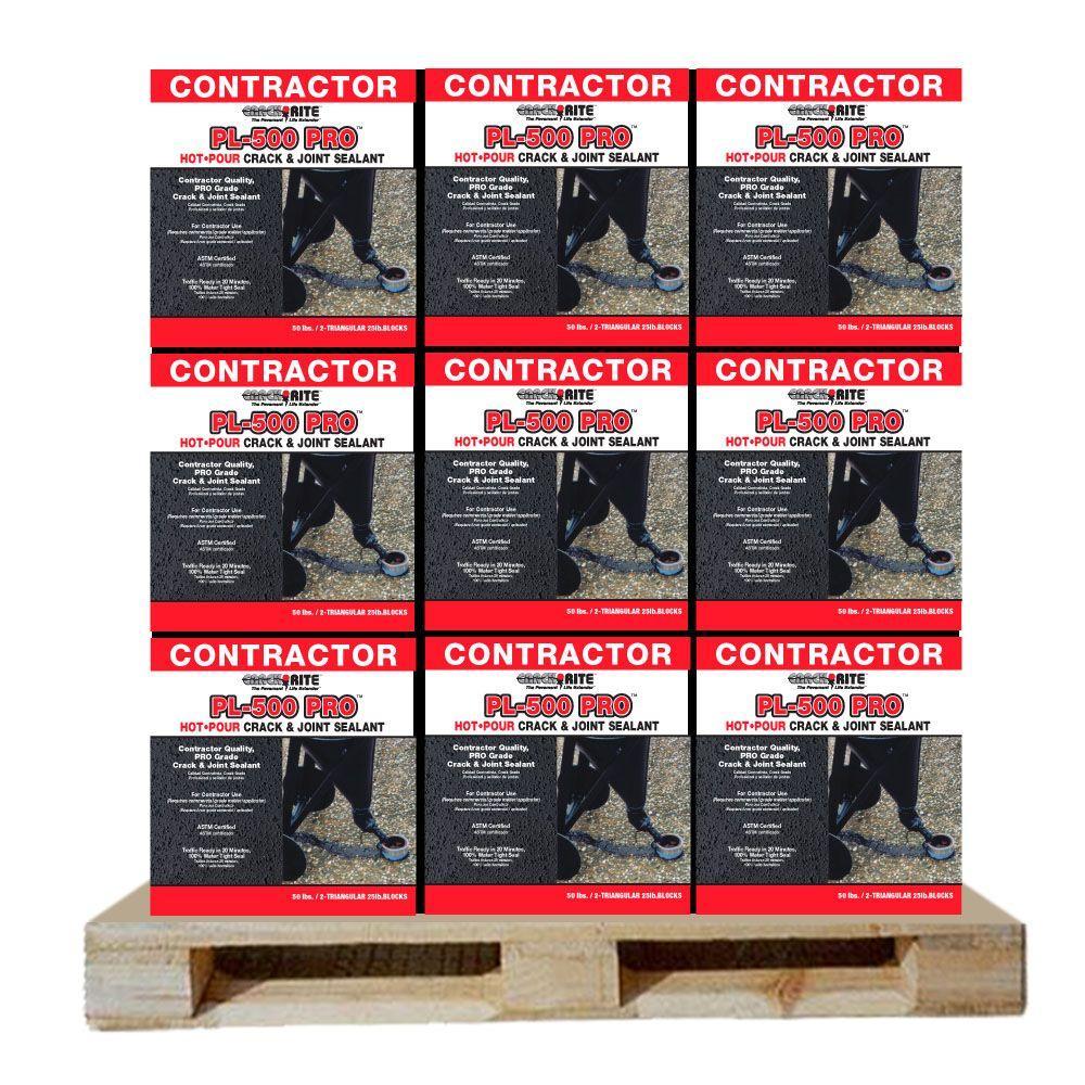 50 lbs. PL-500 Hot Pour Direct Fire Joint Sealant (36-Cartons/Pallet )