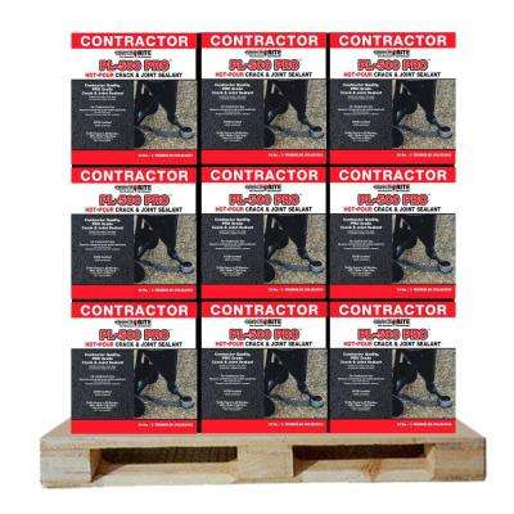 50 lb. PL-500 Hot Pour Direct Fire Joint Sealant (36-Cartons/Pallet )