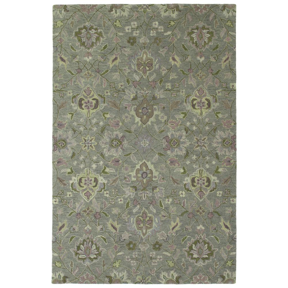Amaranta Graphite 9 Ft X 12 Area Rug