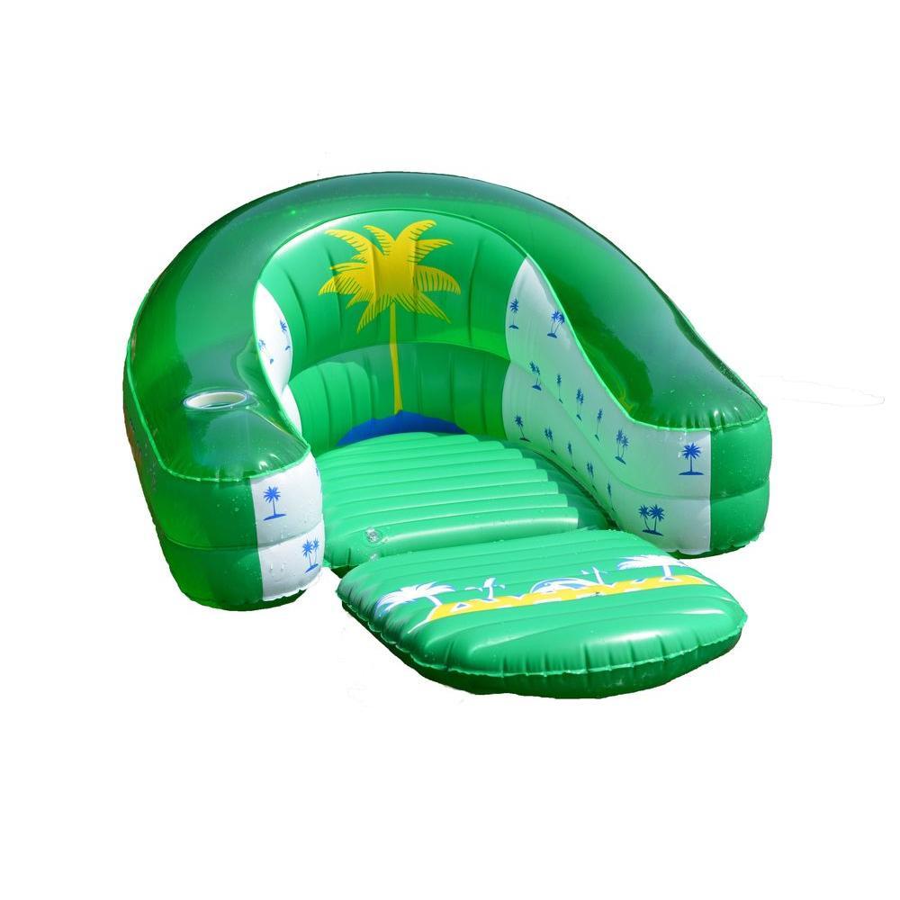 Flippin' Float Pool Lounge