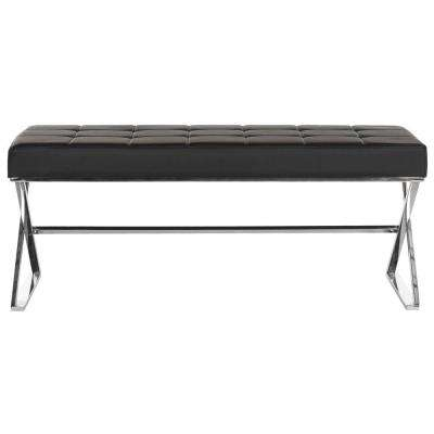 Micha Black Bench