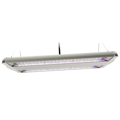 14 in. 86-Watt Integrated Full Spectrum LED Non-Dimmable Indoor High Bay Plant Grow Light Fixture, Daylight