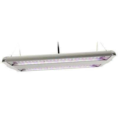 14 in. 82-Watt Integrated Full Spectrum LED Non-Dimmable Indoor High Bay Plant Grow Light Fixture, Daylight