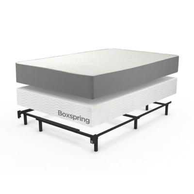 Michelle 12 in. Compack Bed Frame