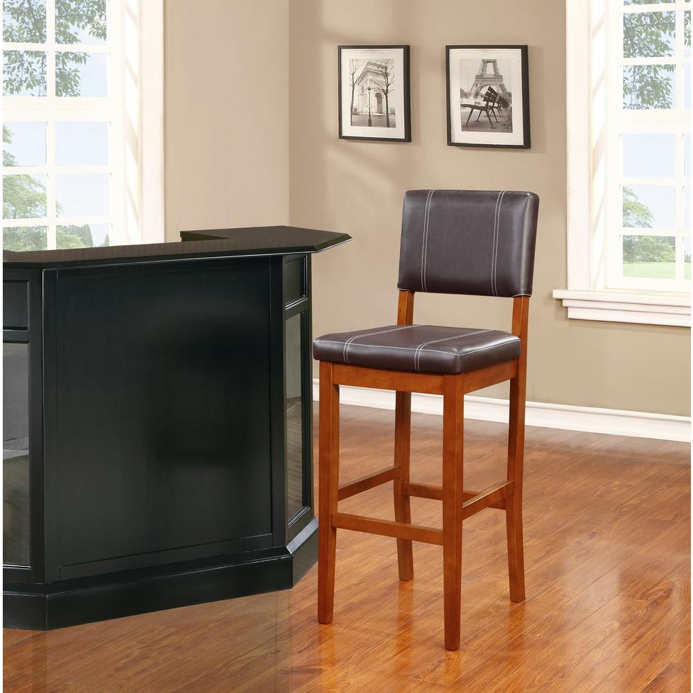 Home Decorators Collection Milano 30 In Dark Brown Cushioned Bar Stool 0211vbrn121 01 Kd The