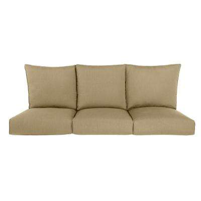 Highland Replacement Outdoor Sofa Cushion in Meadow