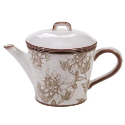 Toile Rooster 32 oz. Teapot