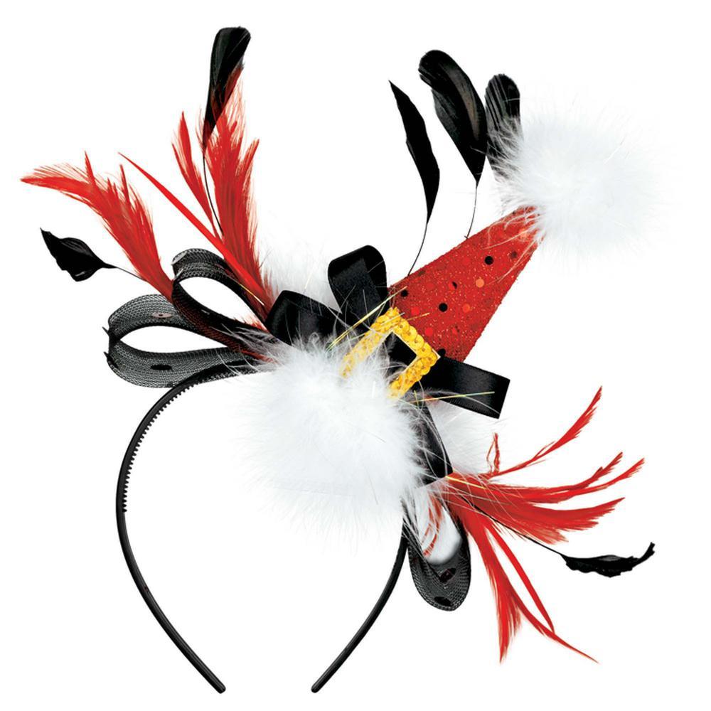 Amscan 11 in. x 10 in. Fashion Christmas Headband (2-Pack)-393223 ... 4f8b20ff0c9