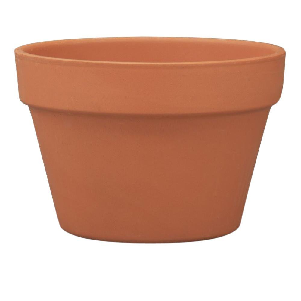 5 inch Terra Cotta Azalea Clay Pot