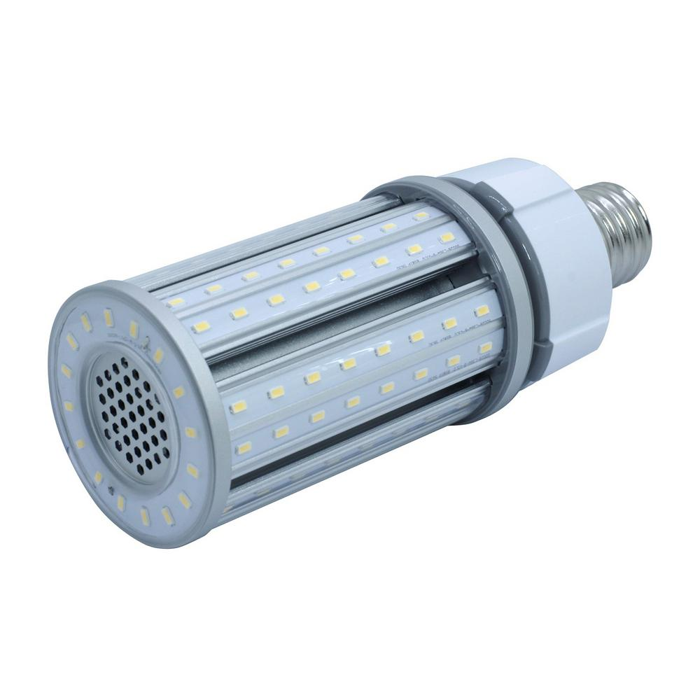 150-Watt Equivalent Daylight Corn Cob Non-Dimmable LED Light Bulb