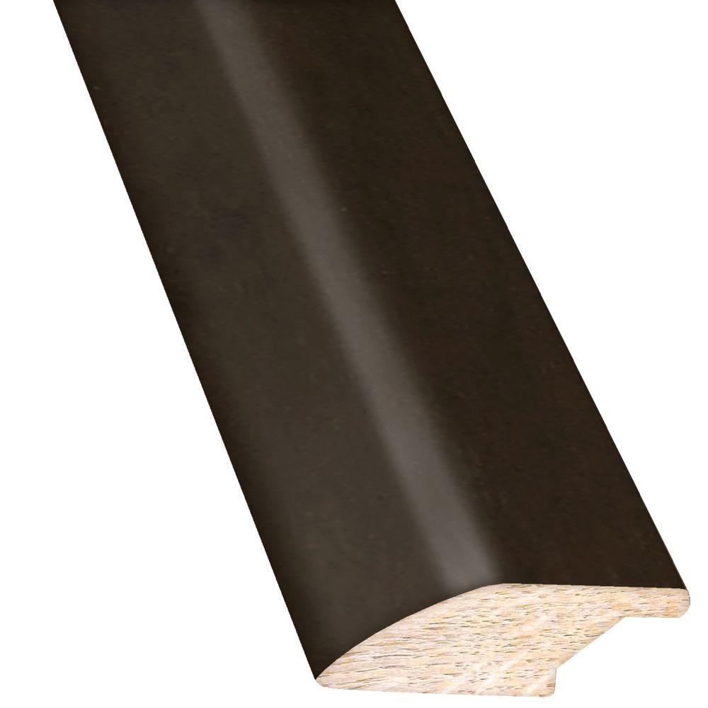 Maple Midnight 3/4 in. Thick x 2-1/4 in. Wide x 78