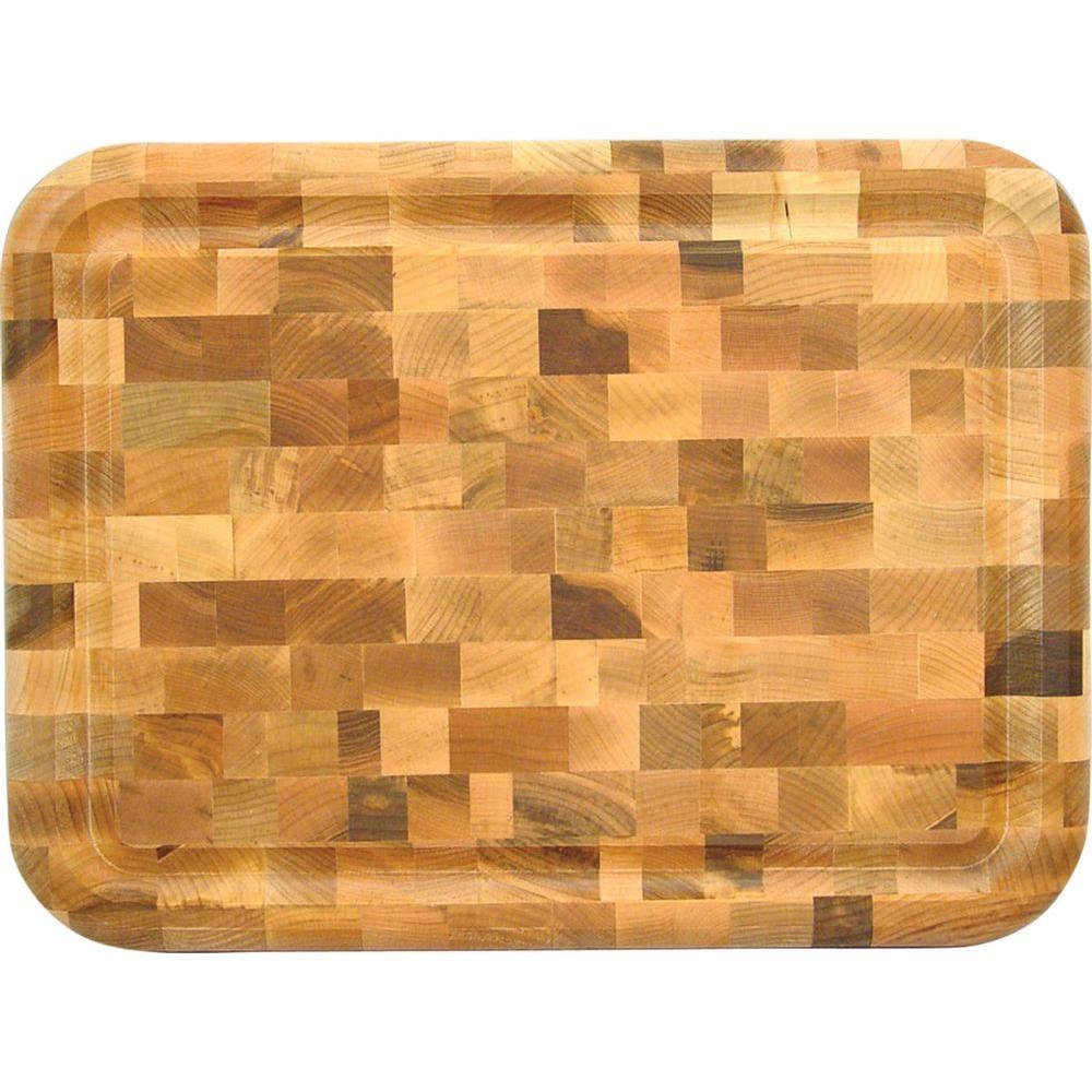 Shop Catskill Craftsmen Natural Hardwood Oiled Finish: Catskill Craftsmen Hardwood Reversible Cutting Board-13641