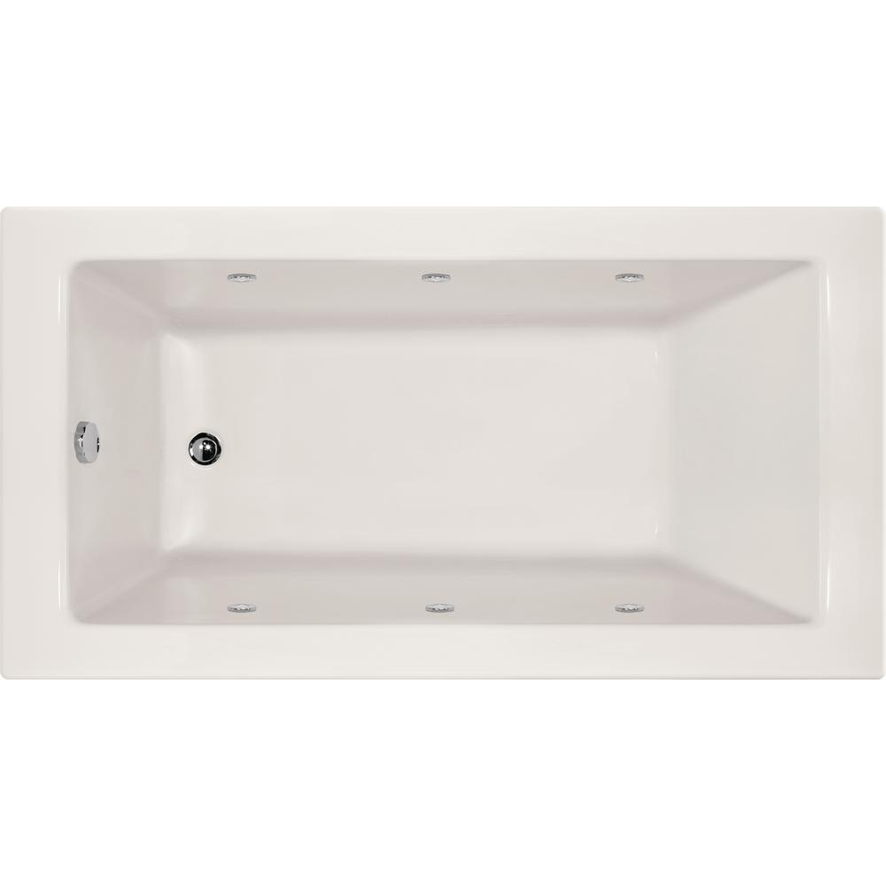 Studio Sydney 5.5 ft. Whirlpool Tub with Left Hand Drain in