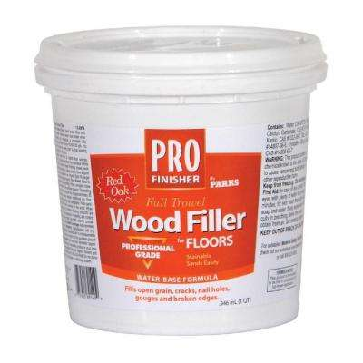 Pro Finisher 1 qt. Red Oak Pro Finisher Wood Filler (6-Pack)
