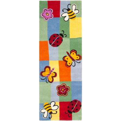 Kids Multi 2 ft. 3 in. x 7 ft. Runner