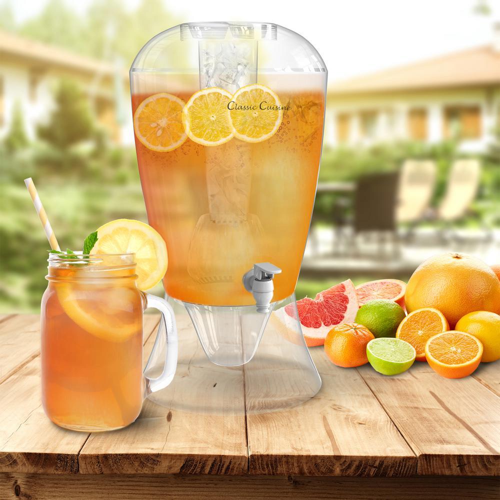 20 oz. BPA Free Shatter Proof Beverage Dispenser
