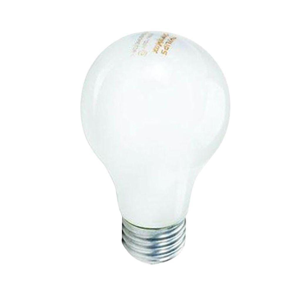 Philips Duramax 60-Watt Incandescent A19 Soft White (2700K) Light Bulb (288-Pack)