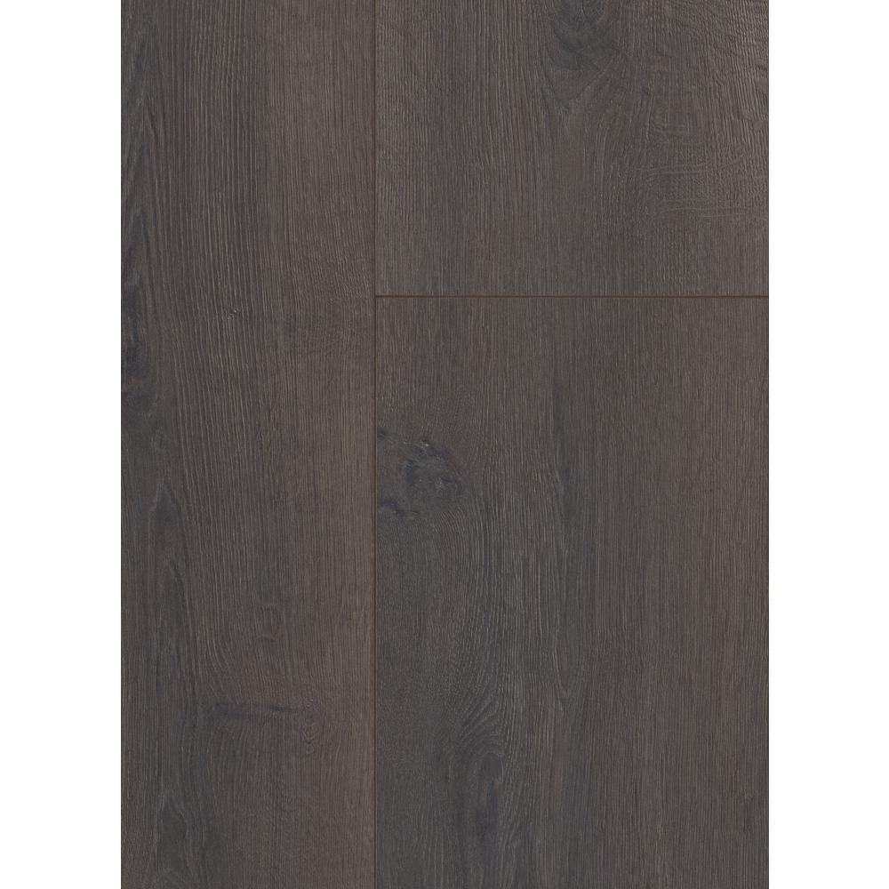 Take Home Sample - Sawmill Oak Laminate Flooring - 5 in. x 7 in.