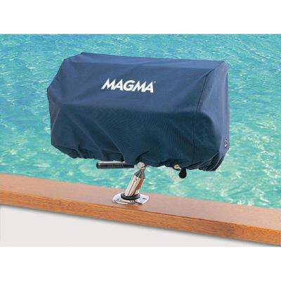 Rectangular Grill Cover, Captain's Navy Blue