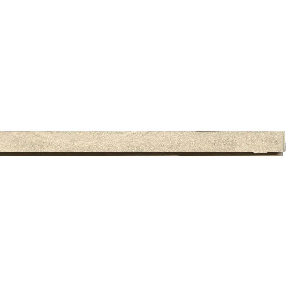 Urestone Limestone Trim #50 Antique White 2.5 in. x 48 in. Stone (4-Pack)