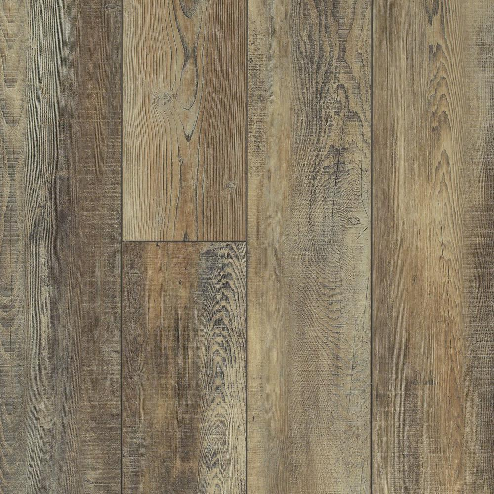Shaw Take Home Sample - Primavera Ginger Resilient Vinyl Plank Flooring - 5 in. x 7 in.
