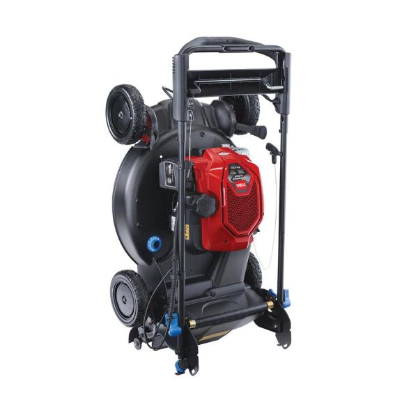 21 in. Super Recycler Personal Pace SmartStow 163cc Briggs Engine and FLEX Handle