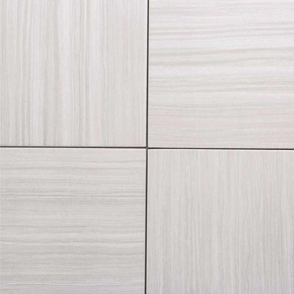 MONO SERRA Dehor Almond 17 in. x 17 in. Porcelain Floor and Wall ...